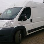 Прокат грузового микроавтобуса Fiat Ducato